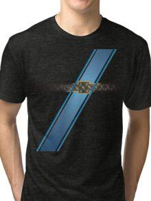Lurking Bow Tie Tri-blend T-Shirt