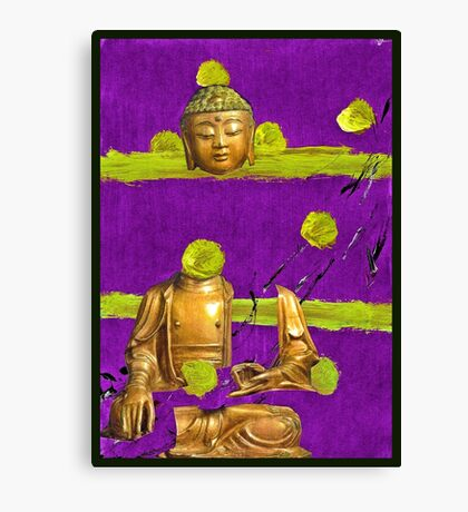 Difficulty Concentrating Canvas Print