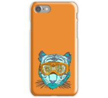 Looking Fierce on the Slopes iPhone Case/Skin