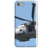 Royal Air Force Merlin Helicopter. iPhone Case/Skin