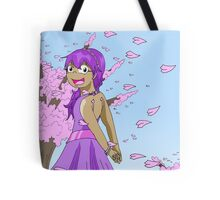 Raiden Legacy - Petal Girl (Chill) Tote Bag