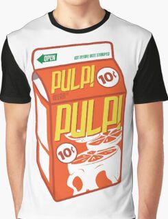 PULP! Carton Graphic T-Shirt