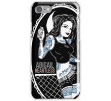 Abigail Hertless iPhone Case/Skin