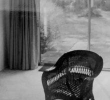 Empty Chair Sticker