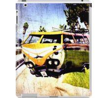 Campervan Surfin' USA iPad Case/Skin