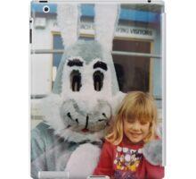 Creepy Rabbit iPad Case/Skin