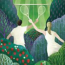 Tennis by beesants