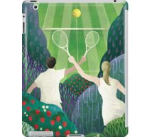 Tennis iPad Case/Skin