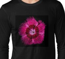 a bloom after the rain Long Sleeve T-Shirt