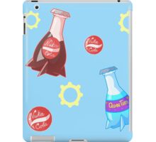 Cola and Bottlecaps iPad Case/Skin