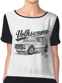 Volkswagen golf GTI Chiffon Top