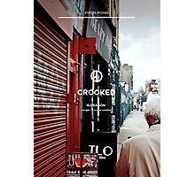 G-Dragon : Crooked Photographic Print