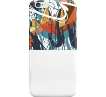 Through Wire and Crystal iPhone Case/Skin