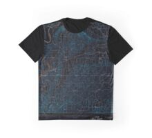 USGS TOPO Map Alabama AL Gantts Quarry 305584 1915 62500 Inverted Graphic T-Shirt