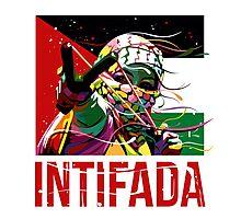 Palestine Intifada Photographic Print