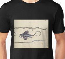 Naturgeschichte in Bildern mit erläuterndem Text E Strack 1820 Lief 3 Reptiles 013 Unisex T-Shirt