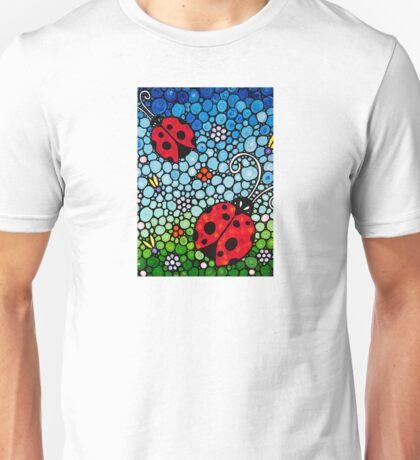 Joyous Ladies Ladybugs Unisex T-Shirt