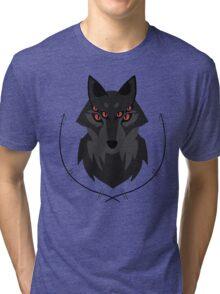 Dread Wolf Tri-blend T-Shirt