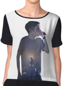 Bo Burnham Make Happy Chiffon Top