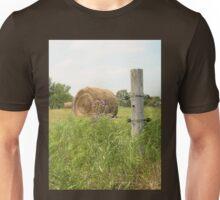 Farm Fence Post Unisex T-Shirt