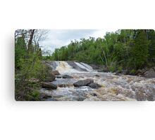 Beaver River Canvas Print