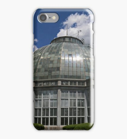 Belle Isle Conservatory 4 iPhone Case/Skin