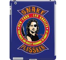 Snake Plissken Colour iPad Case/Skin