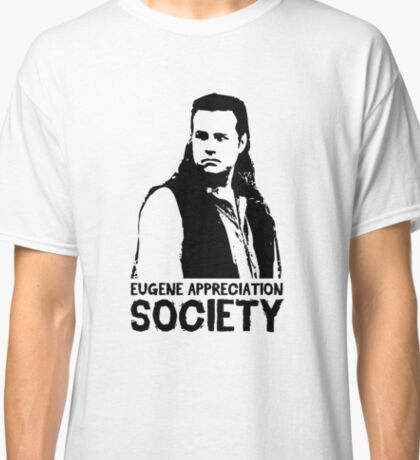 EUGENE APPRECIATION SOCIETY - The Walking Dead Classic T-Shirt