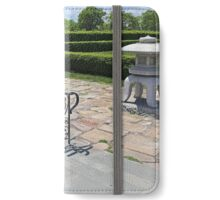Belle Isle Conservatory Garden iPhone Wallet/Case/Skin