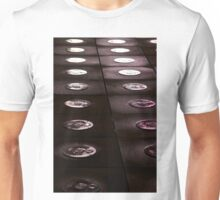 Reflecting discs Unisex T-Shirt