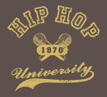 Hip Hop University Baby Tee