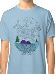 Einstein: Nature Classic T-Shirt