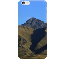 Mount Cotacachi and Blue Sky iPhone Case/Skin