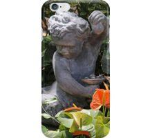 Cherub Belle Isle Conservatory iPhone Case/Skin