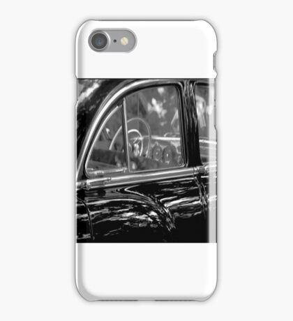 1951 Packard Partician Rear window iPhone Case/Skin