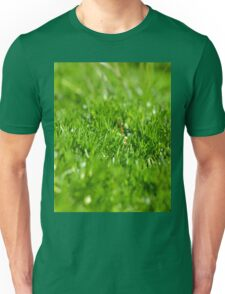 Green is the best color Unisex T-Shirt