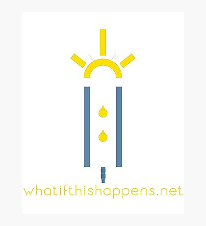 Podcast Logo Photographic Print