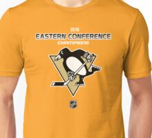 Pittsburg Penguins - 2015-2016 Eastern Conference Champions Unisex T-Shirt