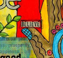 In Good Faith Sticker