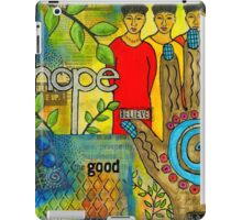 In Good Faith iPad Case/Skin