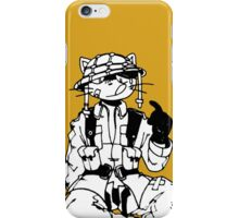 IGIRISU SOLDIER iPhone Case/Skin