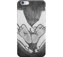 A Loving Touch iPhone Case/Skin