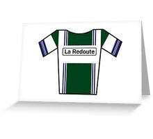 Retro Jerseys Collection - La Redoute Greeting Card