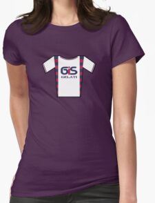 Retro Jerseys Collection - GiS Gelati Womens Fitted T-Shirt