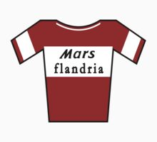 Retro Jerseys Collection - Mars Flandria One Piece - Long Sleeve