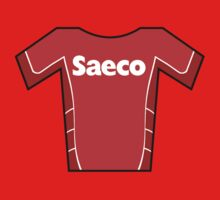 Retro Jerseys Collection - Saeco Kids Tee