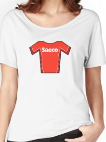 Retro Jerseys Collection - Saeco Women's Relaxed Fit T-Shirt