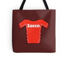 Retro Jerseys Collection - Saeco Tote Bag