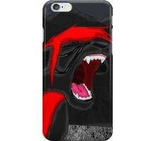 Kenji Roaring iPhone Case/Skin