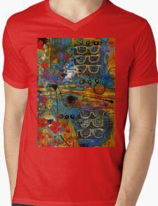 Visions of a Good LIFE Mens V-Neck T-Shirt
